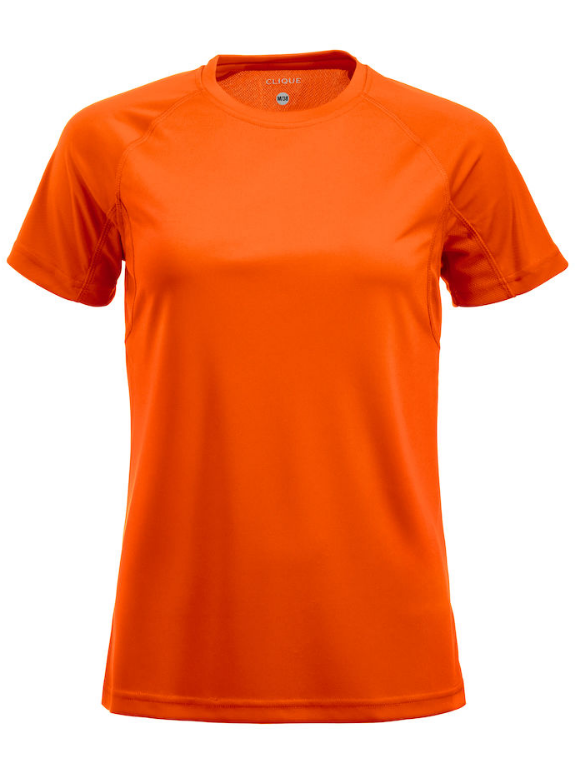 Premium Active dames T-shirt | 100% polyester interlock/mesh | 135 g/m2