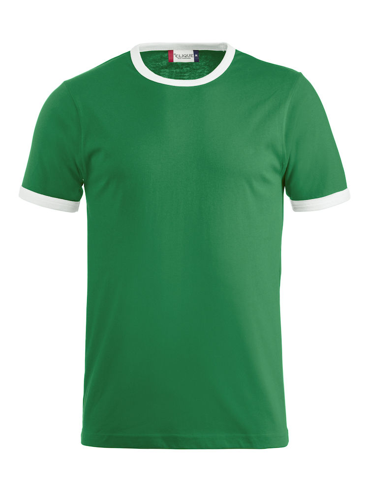Classic Nome T-shirt groen/wit