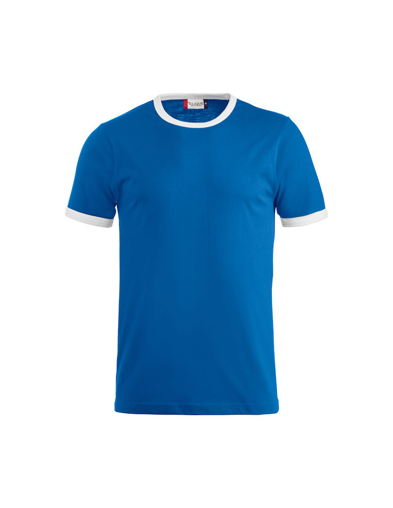 Classic Nome kinder t-shirt groen-wit blauw-wit