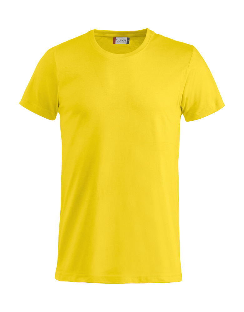 Basic T-shirt lemon