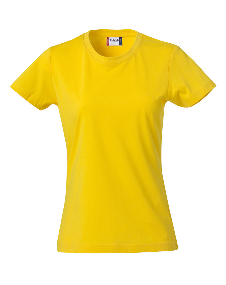 Basic dames T-shirt