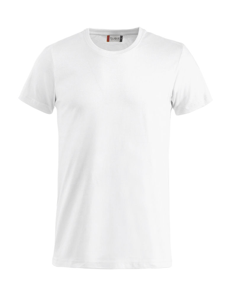 Basic T-shirt wit